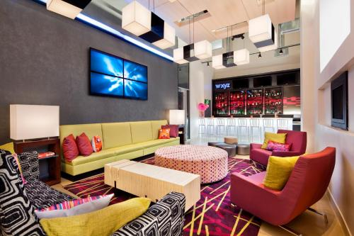 Aloft Manhattan Downtown - Financial District photo 19