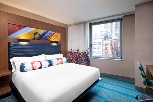 Aloft Manhattan Downtown - Financial District photo 21