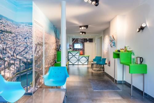 ibis Styles Paris Eiffel Cambronne photo 8