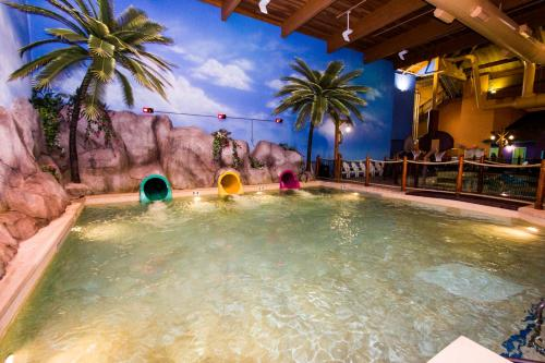 Cedar Point Castaway Bay Indoor Water Park Photo