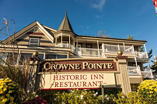 Crowne Pointe Historic Inn Adults Only Photo