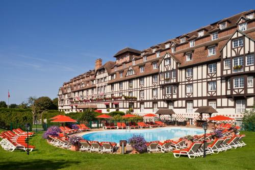 Hotel du Golf Barriere Saint-Arnoult