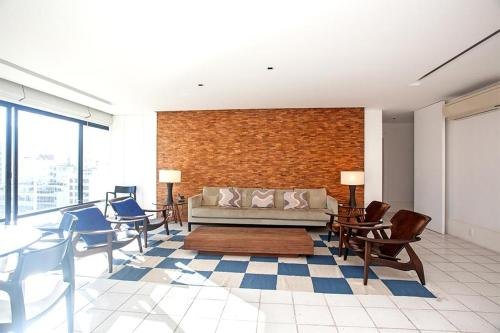 Leblon 3 Bedroom Penthouse Photo