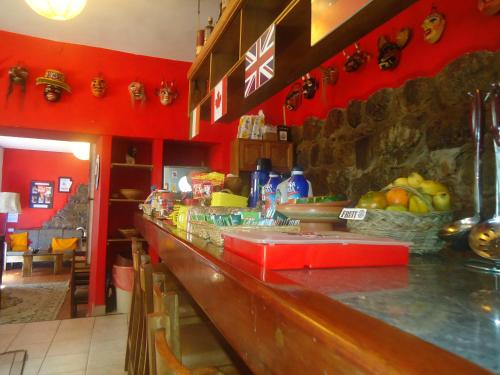 Flying Dog Hostel Cusco Photo