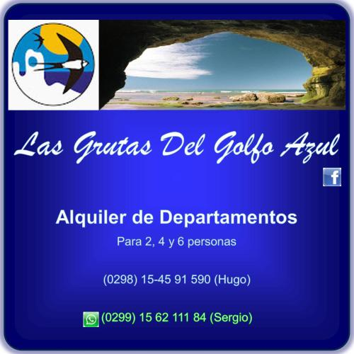 Las Grutas Del Golfo Azul Photo