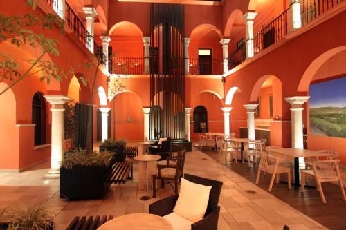 Hotel Casona Oaxaca Photo