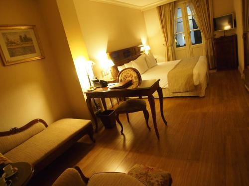 Melia Recoleta Plaza Hotel photo 36