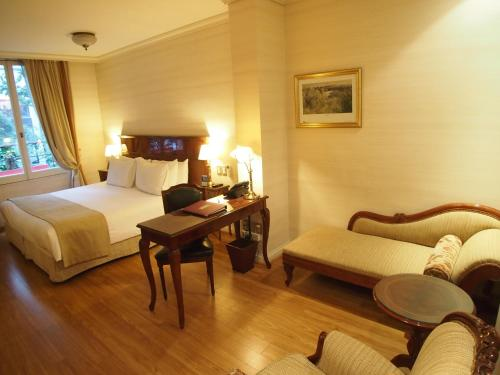 Melia Recoleta Plaza Hotel photo 40