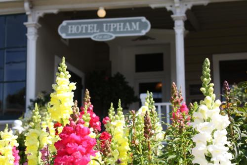 The Upham Hotel Photo