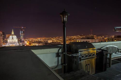 Van Ness Avenue Penthouse Photo