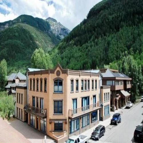Ballard Condominiums Town Of Telluride