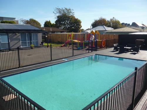Cashel Court Motel - christchurch -