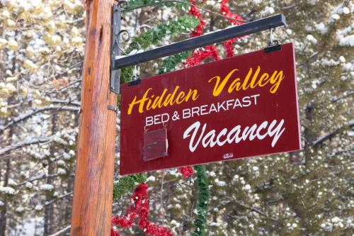 Hidden Valley Bed and Breakfast Photo