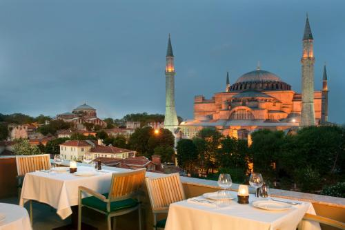 İstanbul The And Hotel Sultanahmet- Special Category tatil