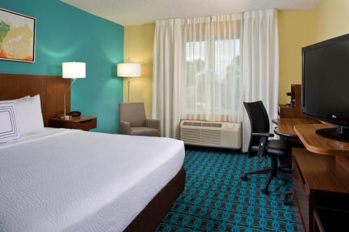 Fairfield Inn & Suites by Marriott Orlando Lake Buena Vista in the Marriott Village photo 19
