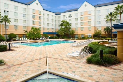 Fairfield Inn & Suites by Marriott Orlando Lake Buena Vista in the Marriott Village photo 21