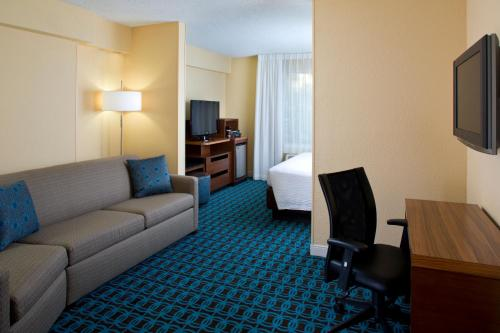 Fairfield Inn & Suites by Marriott Orlando Lake Buena Vista in the Marriott Village photo 24