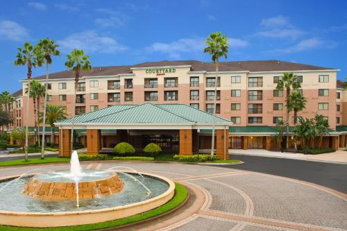 Courtyard by Marriott Orlando Lake Buena Vista in the Marriott Village photo 25