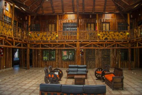 San Andres Jungle Lodge Photo