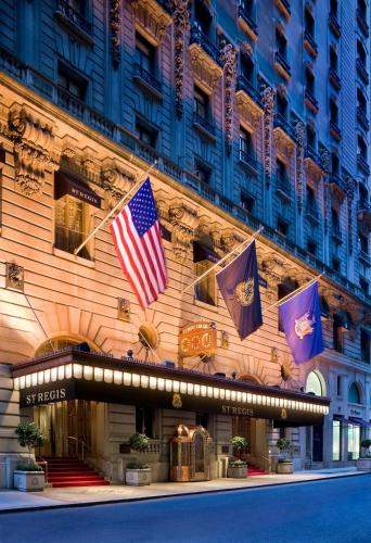 St. Regis New York impression