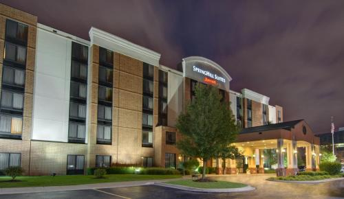 SpringHill Suites Chicago Elmhurst/Oakbrook Area