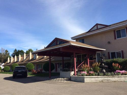 Motel des Pentes et Suites Photo