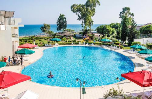 Erdemli Acb My World Resort Spa Hotel yol tarifi