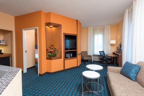 Fairfield Inn & Suites by Marriott Columbus East Photo