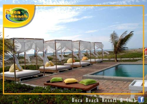Boca Beach Resort Club Photo