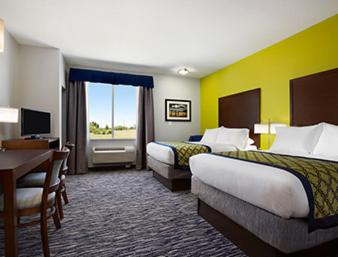 Hawthorn Suites by Wyndham San Angelo Photo