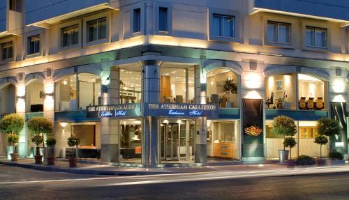 The Athenian Callirhoe Exclusive Hotel - 32 Kallirrois Av. & Petmeza Str. Greece