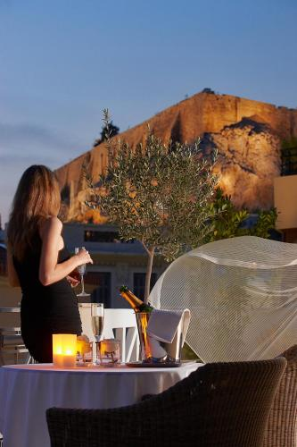 Ava Hotel and Suites in athens - 4 star hotel
