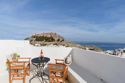 Meandros Studio - Lindos Greece
