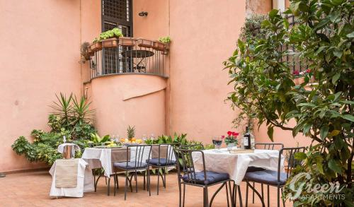 Hotel Green Apartments Rome