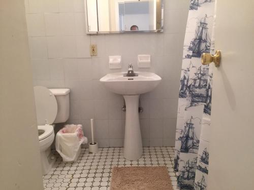 Large One Bedroom with Cozy Backyard - new-york - booking - hébergement