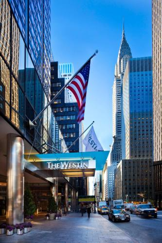 The Westin New York Grand Central impression