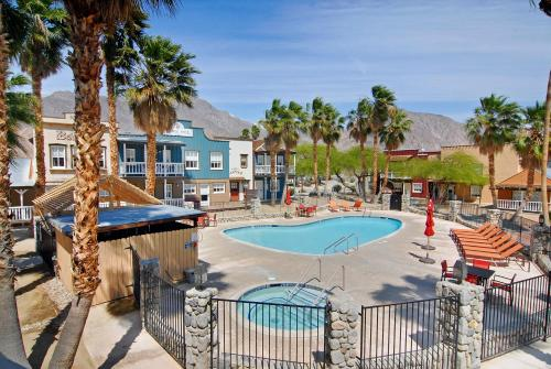 Palm Canyon Hotel and RV Resort - Borrego Springs, CA 92004