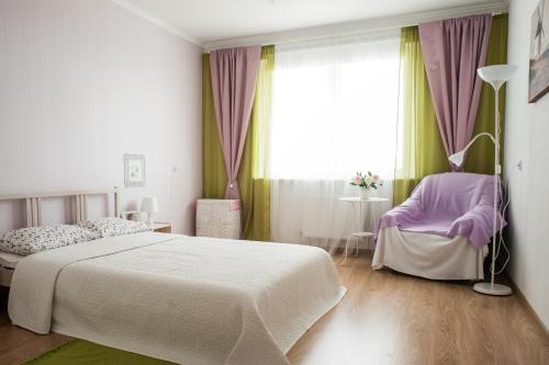 Apartment with terrace, Minsk