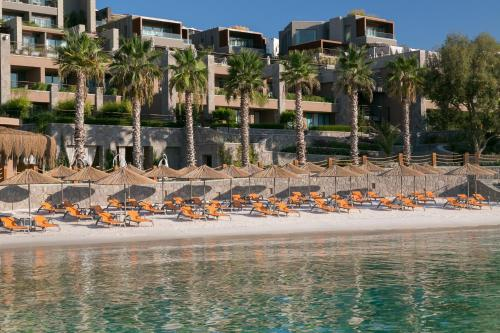 Gumbet Caresse a Luxury Collection Resort & Spa, Bodrum ulaşım