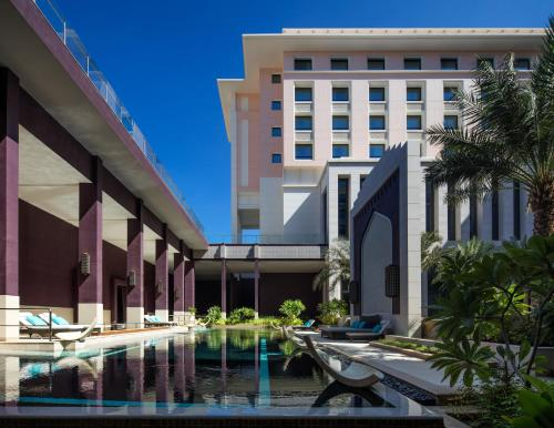 Hormuz Grand, Muscat, A Radisson Collection Hotel, 马斯喀特