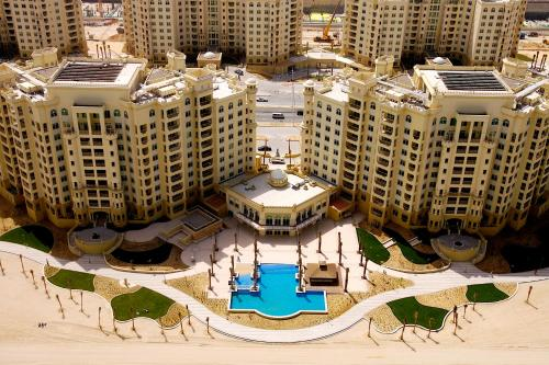 Wider View - Palm Jumeirah - Al Nabat Residence - фото 0