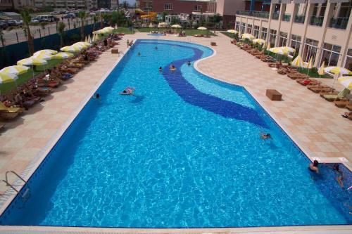 Konaklı Hotel Titan Select All Inclusive telefon