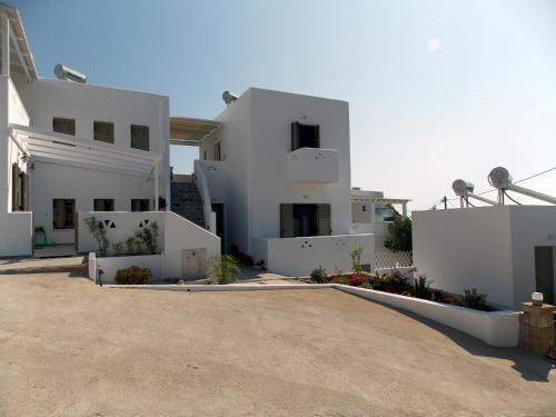 Aspous Studios and Rooms - Aspous Greece