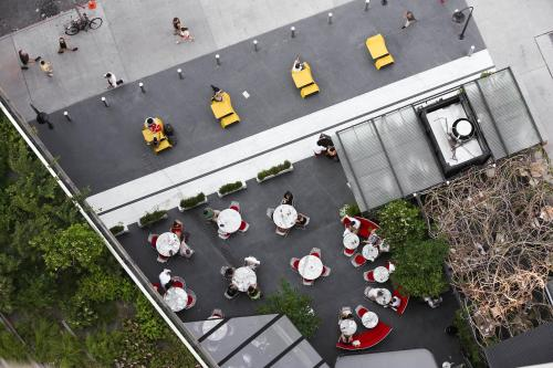 The Standard, High Line, New York City, USA, picture 15