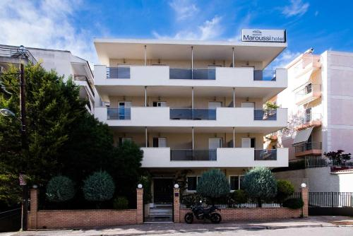 Hotel Maroussi in athens - 2 star hotel