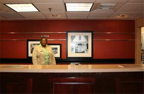 Hampton Inn Selma Photo