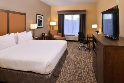 Holiday Inn Express Hotels Page Photo