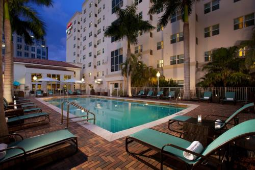 Residence Inn by Marriott Miami Aventura Mall Photo