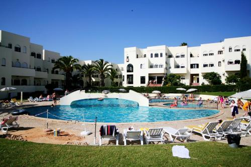 holidays algarve vacations Portimão Garden Apartment