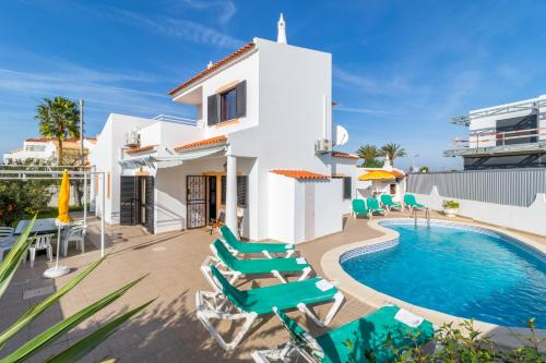 holidays algarve vacations Albufeira Villa Cesaltina